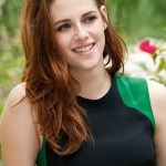 Kristen Stewart Hairstyle - long brown wavy hairstyle for young ladies