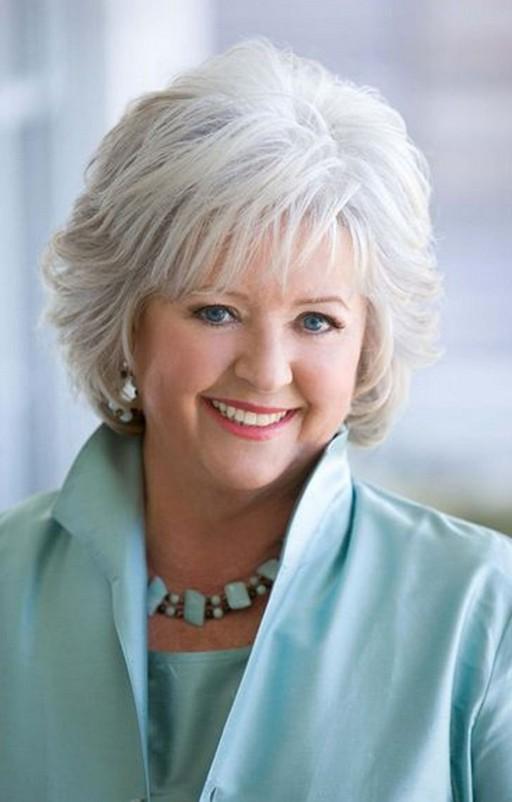 Paula Deen Hairstyles - Best short haircut for women over 60