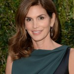 Long Brown Hairstyle for Women - Cindy Crawford's Hairstyle