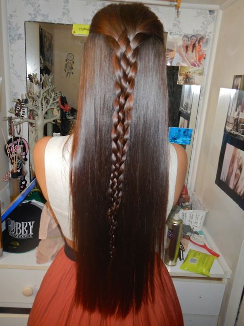 Gorgeous Braided Hairstyles for Girls (1)