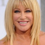 Suzanne Somers short haircut for women over 60