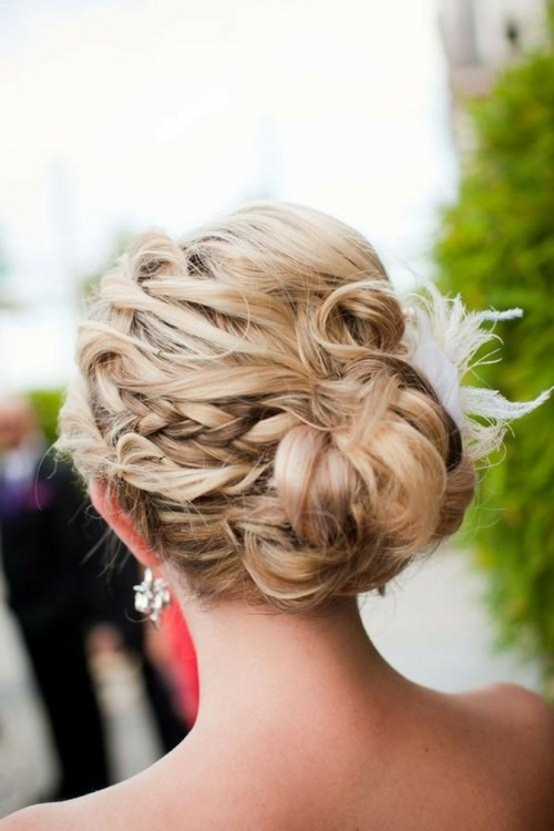 Prom Updo Ideas 2014 Stunning Prom Hairstyle for Long Hair