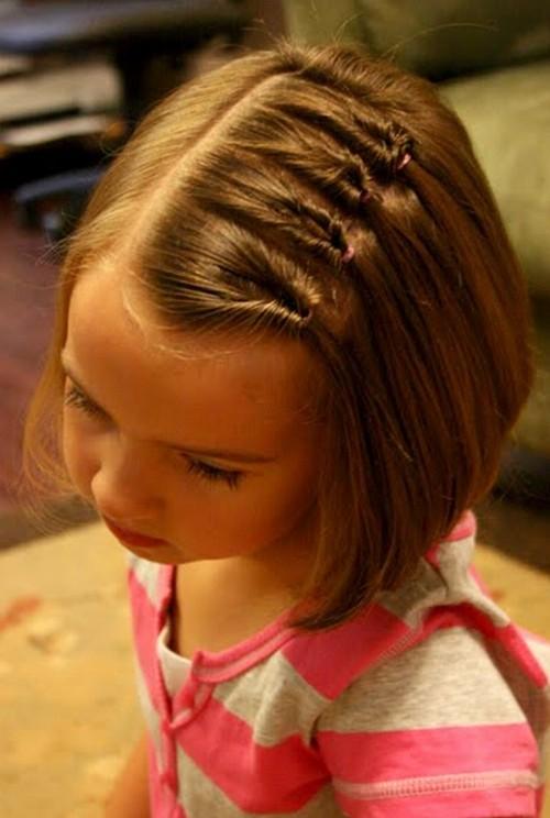 Little girl hair ideas 2014