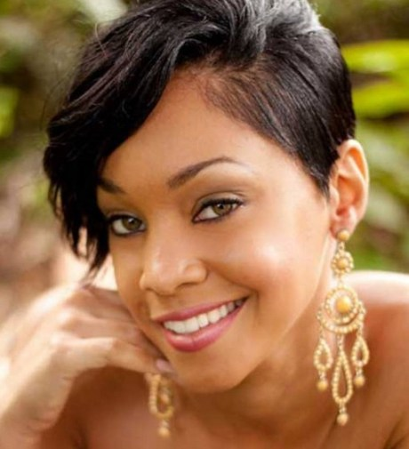 Short Hairstyles for Black Women 2014 - 2015