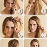 Hair Tutorial: How to do The Messy Twist at Home