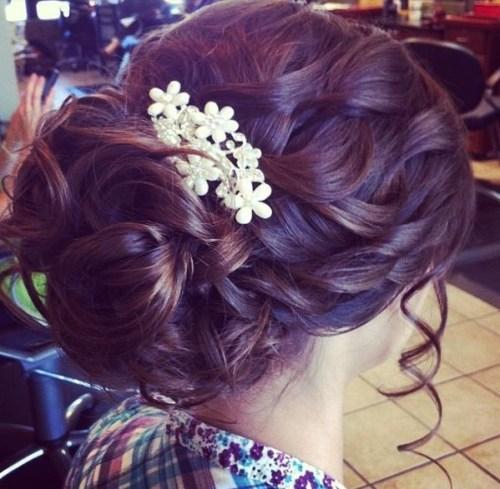 Prom Hair Ideas Braided Updo