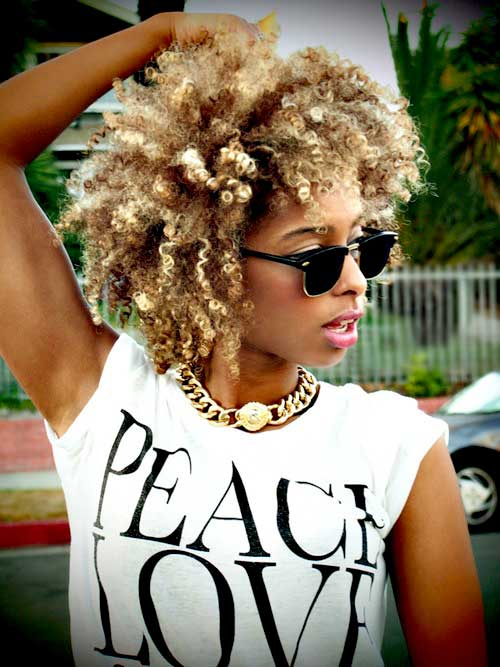Beautiful Short Hairstyles for Black Girls