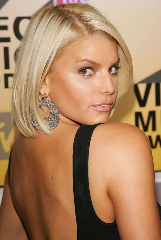 Cute Quick Amp Easy Short Haircut For Women Jessica Simpson