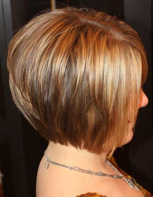 Short Straight Bob Haircut