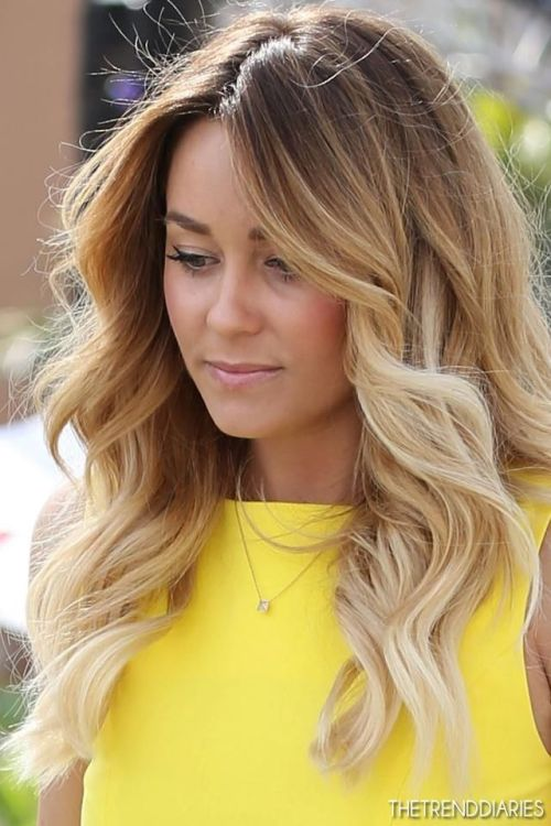 Best Ombre Hair Style for women