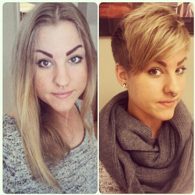 Latest Most Popular Short Hairstyle with Bangs for Girls