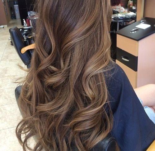 Light brown with subtle blonde highlights