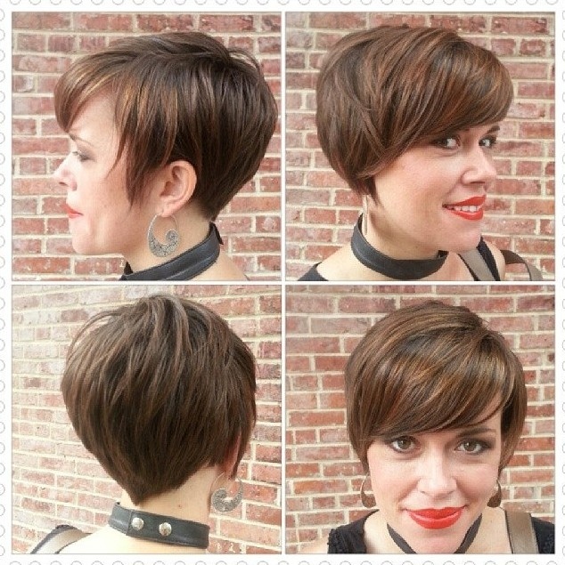 Most Popular Short Hairstyle for Women