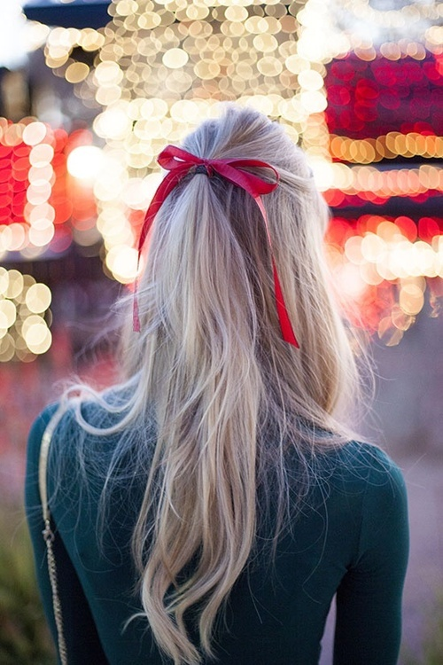 Winter Hairstyle Ideas