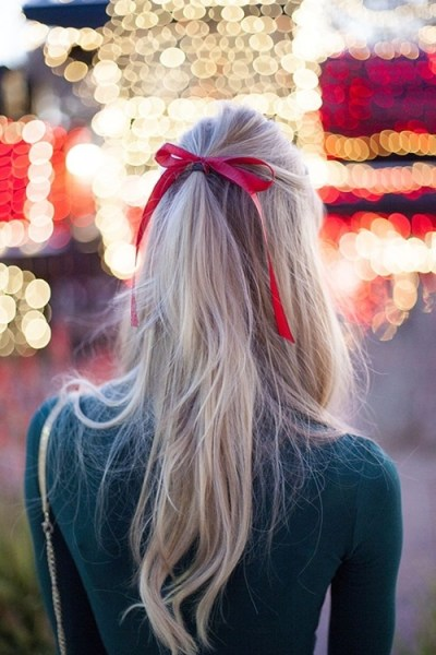 Winter Hairstyle Ideas