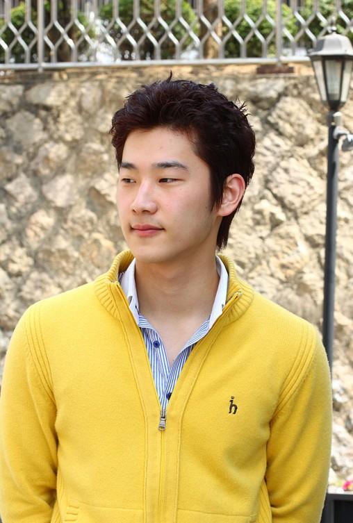 Korean Haircuts for men