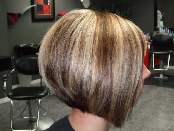 2015 Short Bob Haircut for women