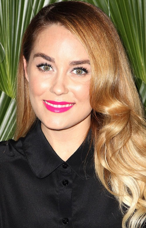Celebrity Ombre Hair for Long Hair from Lauren Conrad