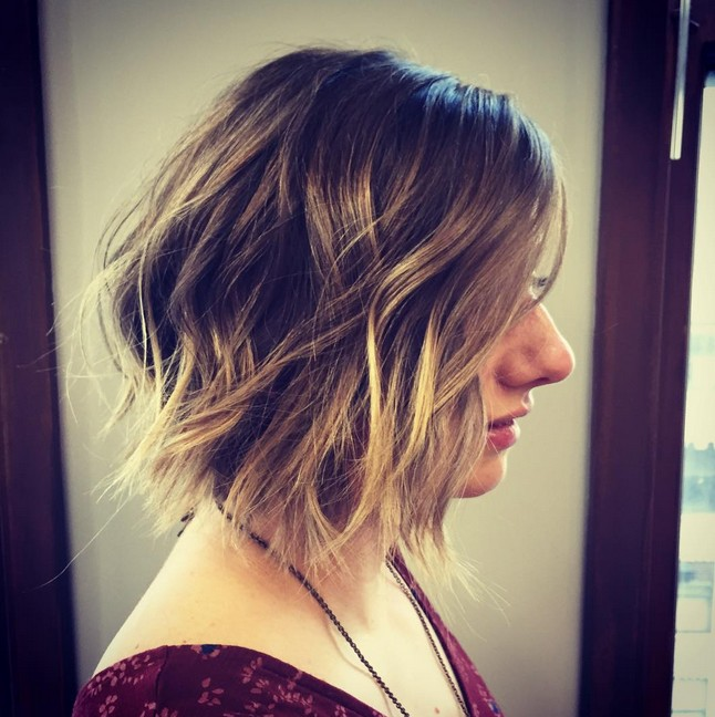 21 Adorable Choppy Bob Hairstyles For Women 2019