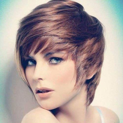 25 Simple Easy Pixie Haircuts For Round Faces Short Hairstyles 2020 Hairstyles Weekly