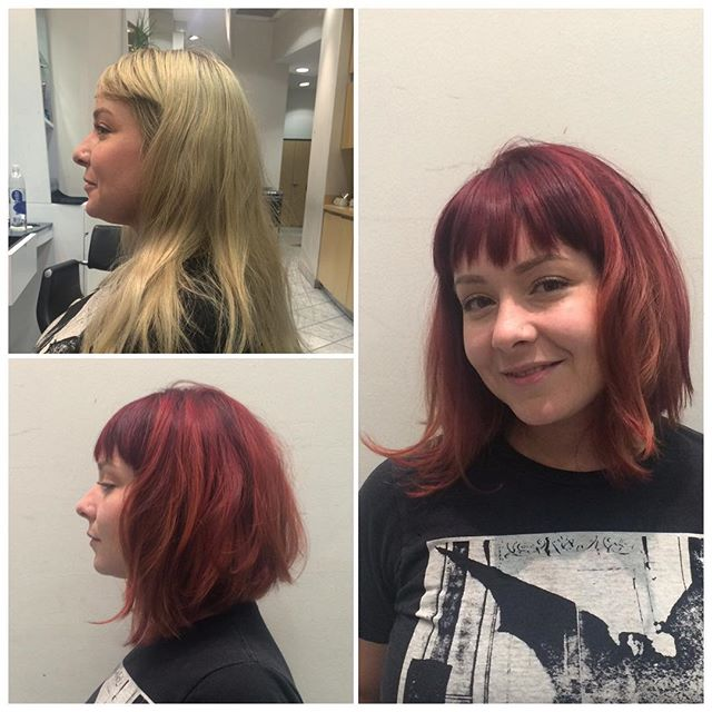 30 Chic Bob Hairstyles With Bangs Hairstyles Weekly