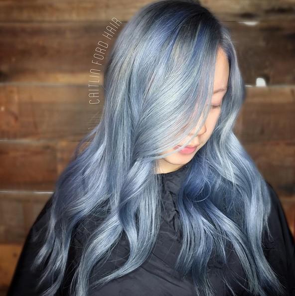 20 Trendy Gray Hairstyles Gray Hair Trend Amp Balayage