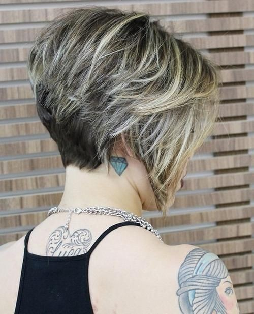 Super Chic Short Bob hairstyles for Women