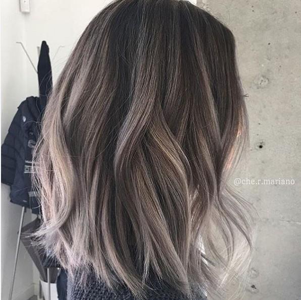 Super Pretty Hair Color - Medium Haircut for Thick Hair