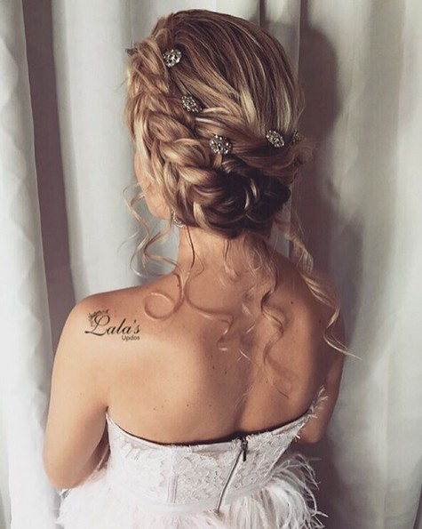 Very Beautiful and Lovely - Prom Hairstyle Ideas