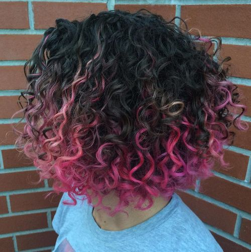 20 Trendy Pink Hairstyles For Spring 2019 Latest Hair
