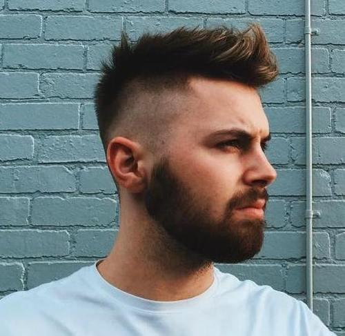 20 Fancy Quiff Hairstyles for Men