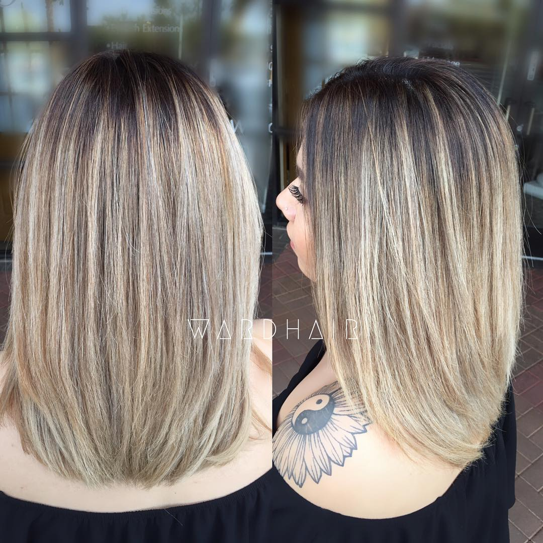 22 Medium Length Hairstyles for 2017  - Top Shoulder Length Hairstyles