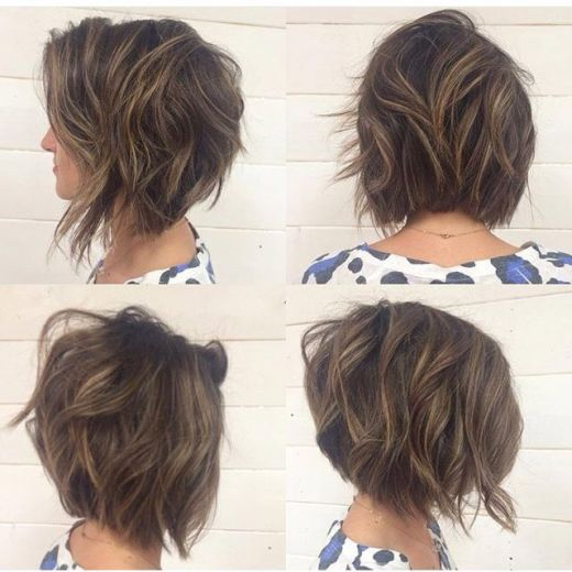 12 Hottest Chic Simple Easy-to-Style Bob Hairstyles
