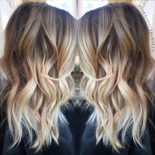 15 Balayage Hairstyles for Women with Long Hair - Balayage Hair Color Ideas