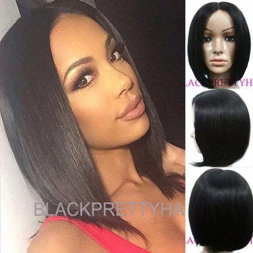 17 Trendy Bob Hairstyles for African American Women
