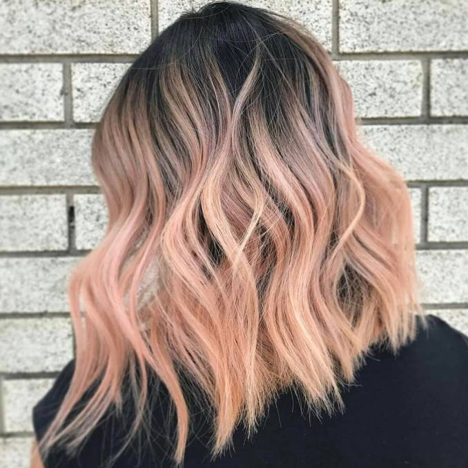 30 hottest fall hairstyles - best fall hair color ideas 2019