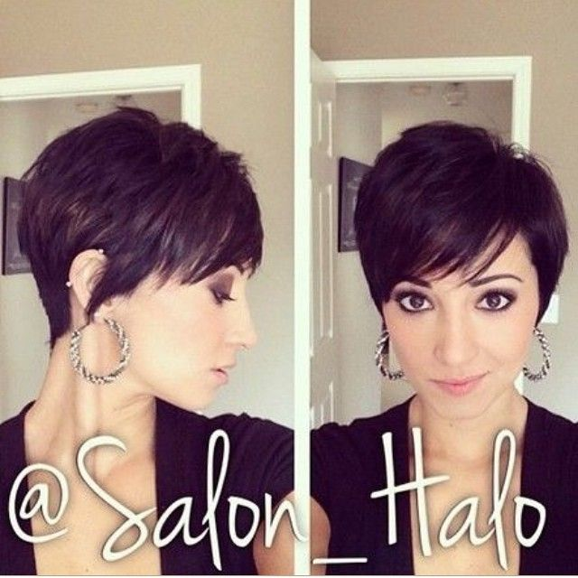 20 Hottest Wavy Pixie Cuts & Curly Pixie Cuts for Short Hair