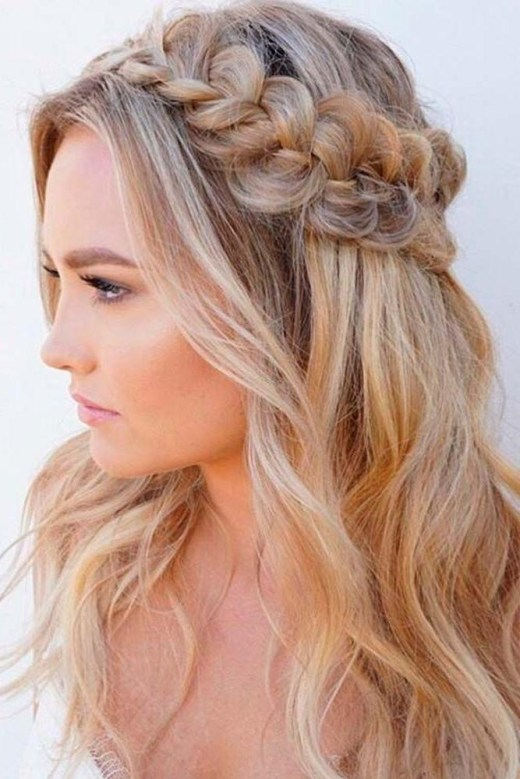 20 Prom Hair Ideas: Beautiful Prom Hairstyles