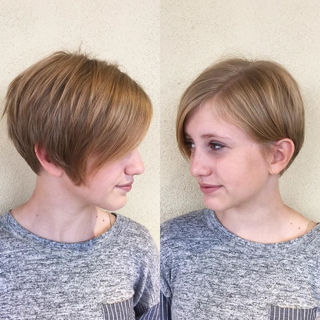 20 Simple Easy Pixie Haircuts for Round Faces