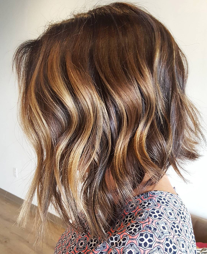 Lots Different Haircuts Layers