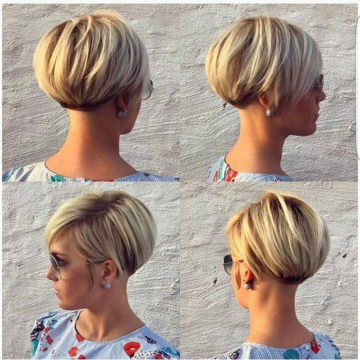 40 Most Flattering Bob Hairstyles for Round Faces