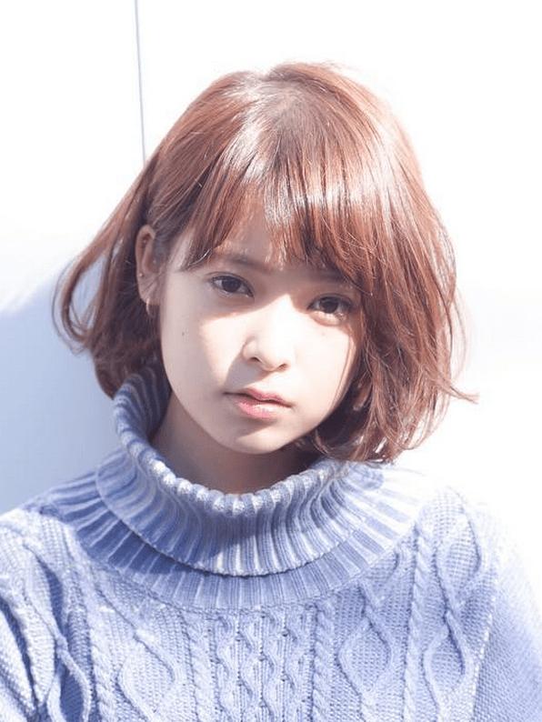 30 Cute Short Haircuts For Asian Girls 2018 Chic Short