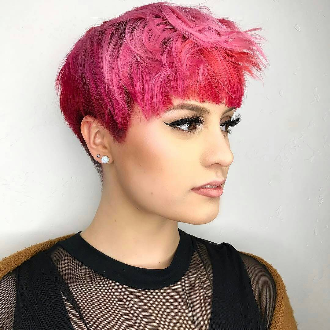 9 Hottest Short Pixie Haircuts Short Hairstyle Ideas