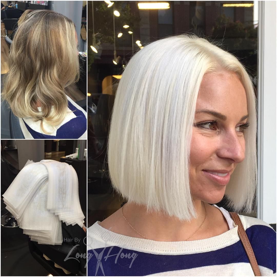 How to Rock a Bob - Bob Haircuts and Hairstyles