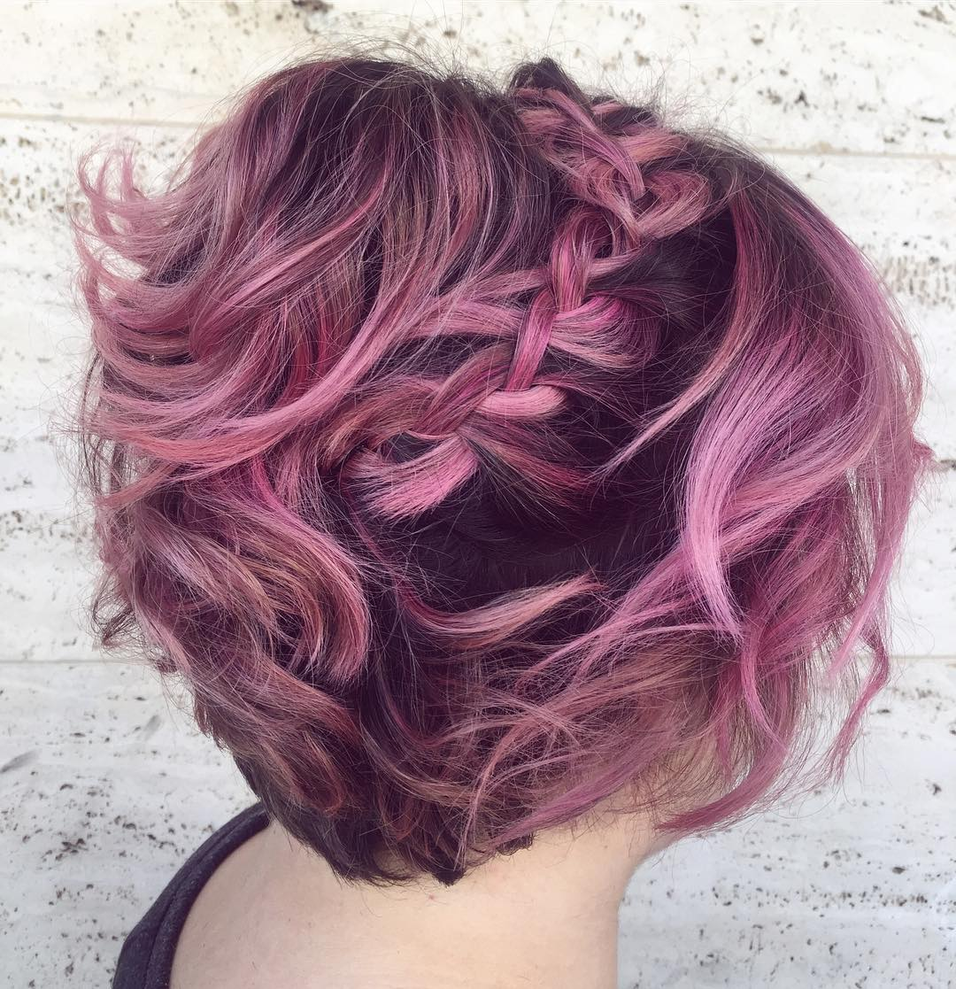 10 Hottest Prom Hairstyles for Short Hair - Hairstyles Weekly