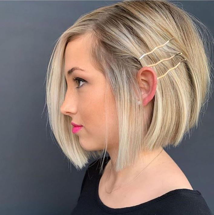 Fashionable Short Bob Hairstyles - Update Your Look