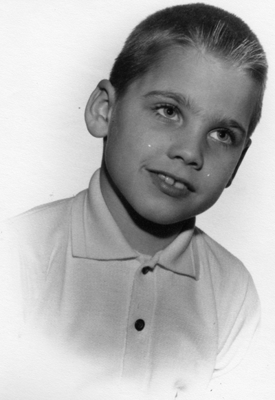 Young Boys 1960s Crewcut