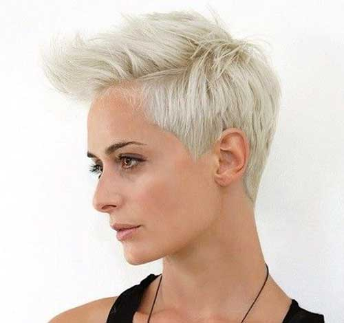 edgy short hairstyles and cuts hairstyle woman