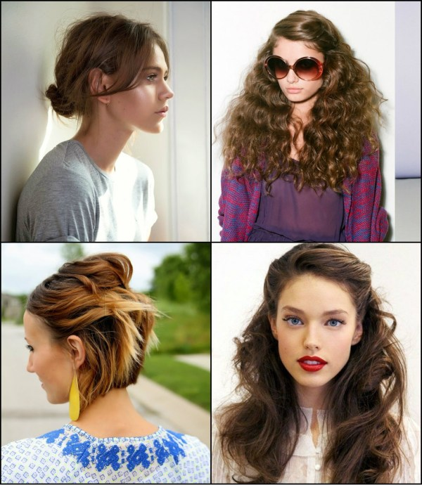 Summer Hot Weather Hairstyles To Try Hairstyle Woman