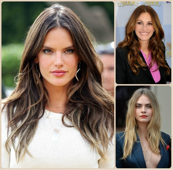 Celebrity sensual long hairstyles | Hairstyle Woman